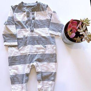 STRIPED ROMPER BABY BOY 12/18 months
